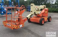 1997 JLG 40 ELectric Articulating Boom Lift