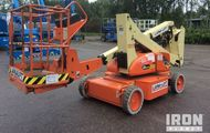 1999 JLG N35 Electric Articulating Boom Lift
