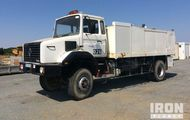 1987 Renault C260 Service Truck