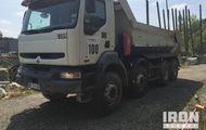2005 Renault Kerax 420 8x4 Dump Truck
