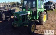John Deere 302 Farm Tractor