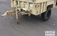 2008 Silver Eagle M1102 Cargo Trailer