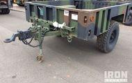 2009 Silver Eagle M1102 Cargo Trailer