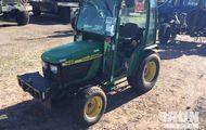 John Deere 4100 Farm Tractor