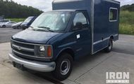 1998 (unverified) Chevrolet 2500 Cargo Van