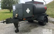 1988 Isometrics 600 Gallon Fuel Trailer