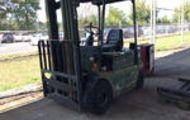 Still EFG 2.0/6002 Electric Forklift