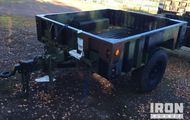 Raytheon M1101 Cargo Trailer
