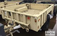 2009 Schutt M1101 Cargo Trailer