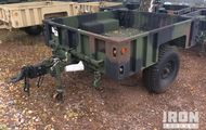 2006 Raytheon M1101 Cargo Trailer