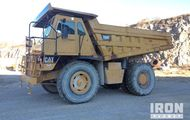 1995 Cat 769C Off-Road End Dump Truck