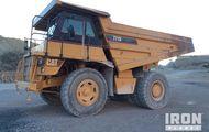 1994 Cat 771C Off-Road End Dump Truck