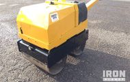 2007 (unverified) Wacker RD 7 H-ES Vibratory Double Drum Compactor