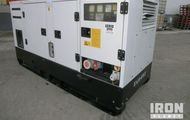 2005 Atlas Copco QAS78 Generator