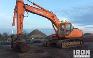 2000 Daewoo SL250LC Track Excavator