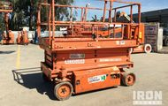 2001 JLG 2658-E3 Electric Scissor Lift