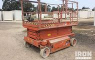 2000 JLG 2658 E3 Electric Scissor Lift: 6.4m-9.1m
