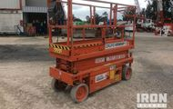 1999 JLG 2033-E3 Electric Scissor Lift