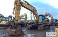 2002 Cat 345BL Track Excavator