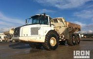 2006 (unverified) Volvo A30D Articulated Dump Truck