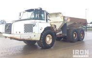2006 Volvo A30D Articulated Dump Truck