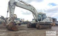2008 Cat 330DL Track Excavator