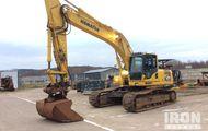 2007 Komatsu PC290LC-8 Track Excavator