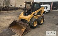 2007 Cat 216B Skid-Steer Loader