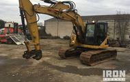 2008 Cat 314C Track Excavator