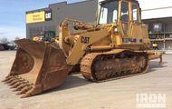 1998 Cat 963B Crawler Loader