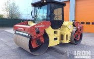 2009 Dynapac CC524HF Vibratory Double Drum Compactor