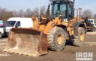 2007 (unverified) Case 621D Wheel Loader