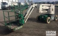2006 Haulotte HA12IP Electric Articulating Boom Lift
