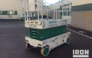 2006 Haulotte Compact 12 Electric Scissor Lift