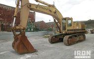 1992 Cat 245B Series II Track Excavator