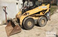 2007 Cat 242B Skid-Steer Loader