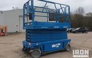 1999 Genie GS-3246 Electric Scissor Lift