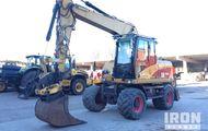2008 Cat M313D Wheel Excavator