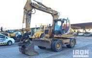 2008 Hydrema M1700C2 Wheel Excavator