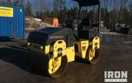 2003 Bomag BW120AD-3 Vibratory Double Drum Compactor