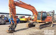 2009 Doosan DX225LC Track Excavator