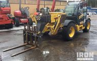 2008 New Holland LM1745 Telehandler