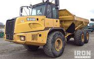 2003 Bell B25D Articulated Dump Truck