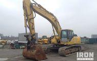 2006 Komatsu PC340LC-7 Track Excavator