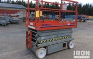 2006 Skyjack SJ4626 Electric Scissor Lift