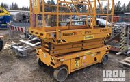 2007 Haulotte Compact 10 Electric Scissor Lift