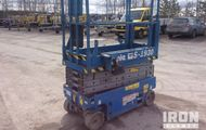 2007 Genie GS-1930 Electric Scissor Lift