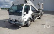 NISSAN CABSTAR 35.10 w/Multitel 160ALU DS 16 m