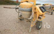 ALTRAD Concrete Mixer