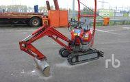 YANMAR SV08-1 Micro Excavator